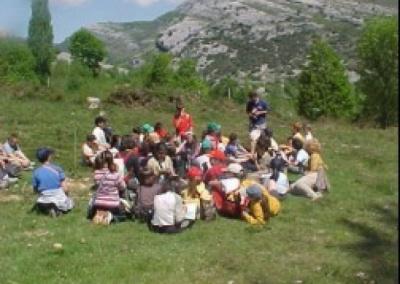 EDUC 14 .- PROGRAMA DE EDUCACIÓN AMBIENTAL. PLAN 42 de Prevención de Incendios Forestales en Castilla y León.