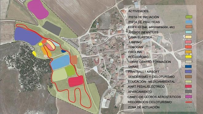 IDS participa junto a SODEVA en el la programación y desarrollo de las actividades de MESETASPORT