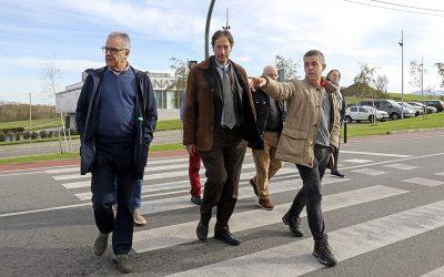El Gobierno mejora la seguridad vial en el entorno de la Granja Escuela de Heras tras invertir 165.000 euros