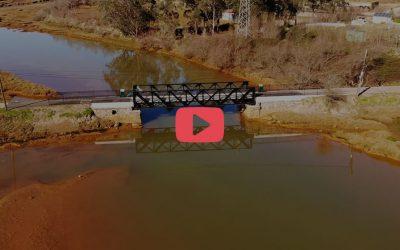 Restauración puente Solia