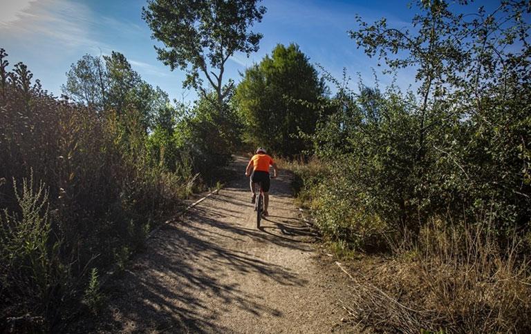 Un carril bici de cinco kilómetros unirá Arroyo y Simancas